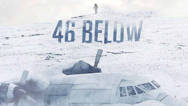 Trapp'd: 46 Below (Billing Aquadrome)