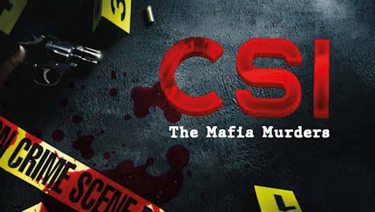 Panic Room: CSI - The Mafia Murders (Harlow)