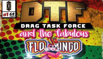 Mystery Mansion: DTF: Drag Task Force and the Fabulous Flo Mingo (Play at Home)