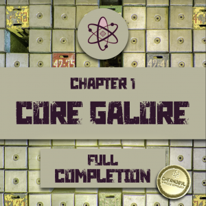 Core Galore Completion certificate