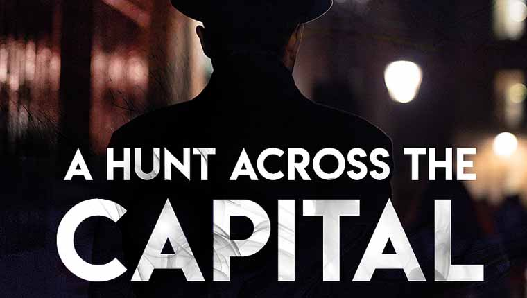 QuestVenture: A Hunt Across The Capital (Play at home)