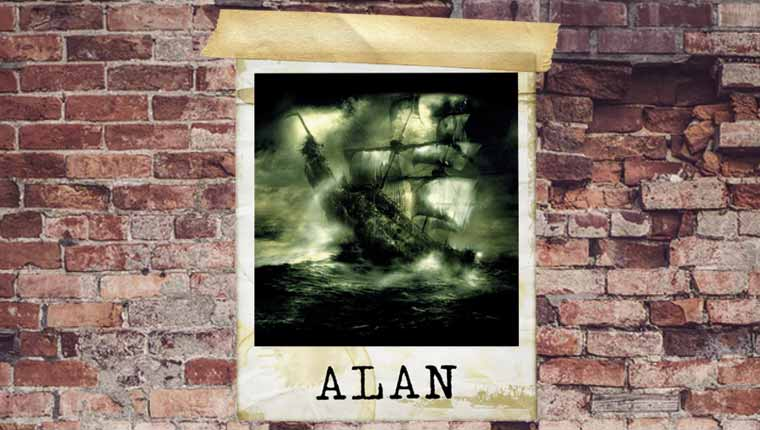 Unescapable: Alan (Derby)