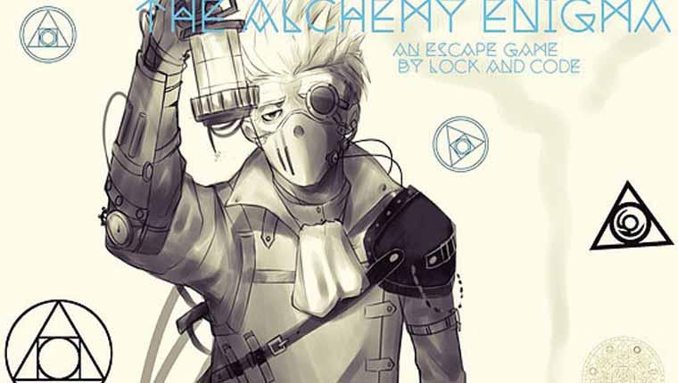 Lock and Code: The Alchemy Enigma (Weston-Super-Mare)