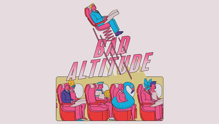 Fast Familiar: Bad Altitude (Play at Home)