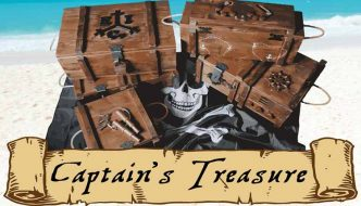 Co-Decode: Captain's Treasure (Play at Home)