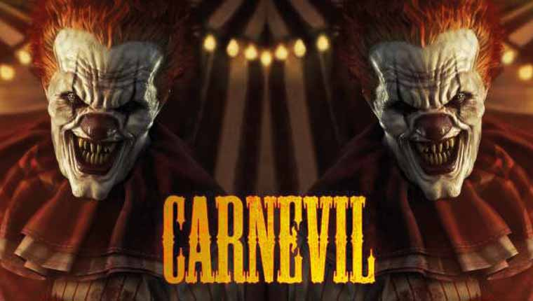 The Panic Room: Carnevil (Harlow)