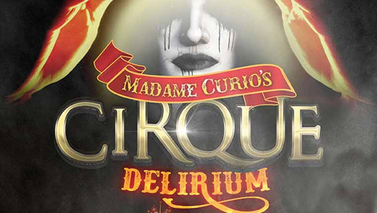 Trapp'd: Madame Curio's Cirque Delirium (Peterborough)