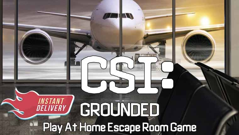 The Panic Room: CSI: Grounded (Play at Home)