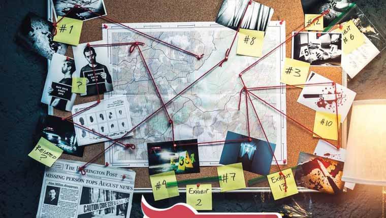 The Panic Room: CSI: Stranglehold (Play at Home)