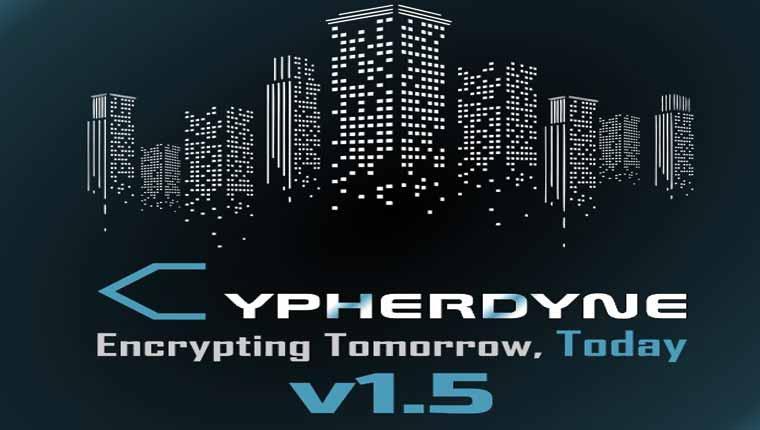 Cryptology: Cypherdyne v1.5 (Nottingham)