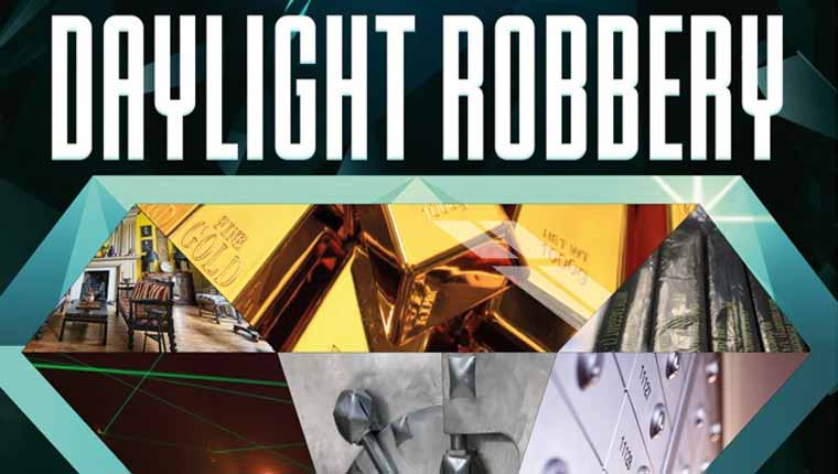 Cryptology: Daylight Robbery (Nottingham)