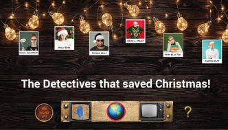 Sara Lee Trust: The Detective that Saved Christmas (Play at Home)