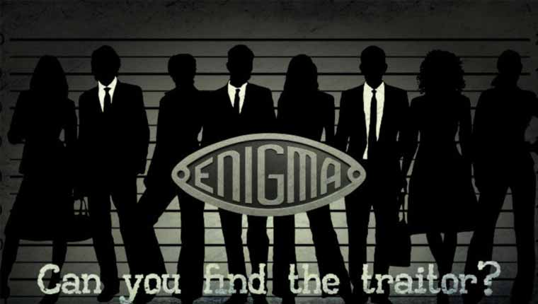 The Panic Room: Enigma (Gravesend)
