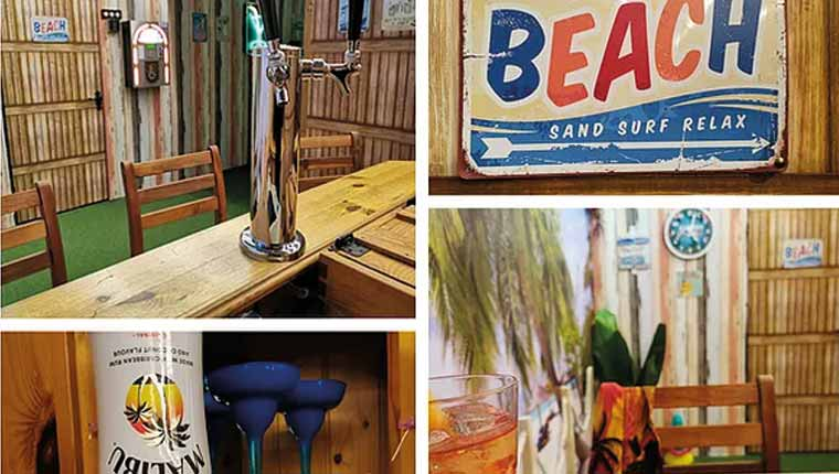 Escape Rooms Ennis: The Beach Bar (Play at Home)