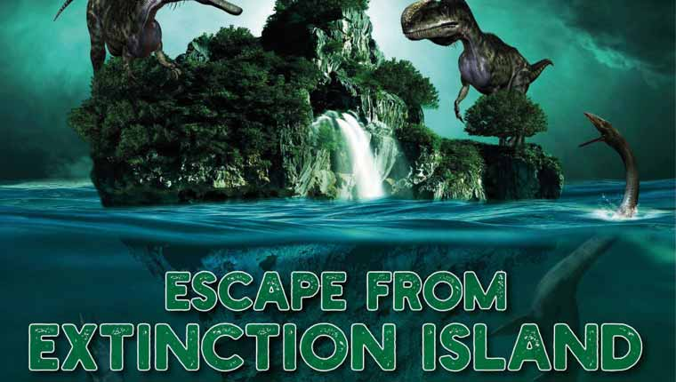 ClueCracker: Escape from Extinction Island (Play at Home)