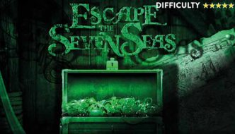 Escape Peterborough: Escape the Seven Seas (Peterborough)