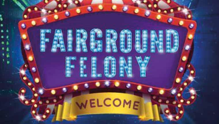 Clue Cracker: Fairground Felony (Play at Home)