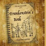 The Panic Room: Frankenstein's Book (Play at Home)