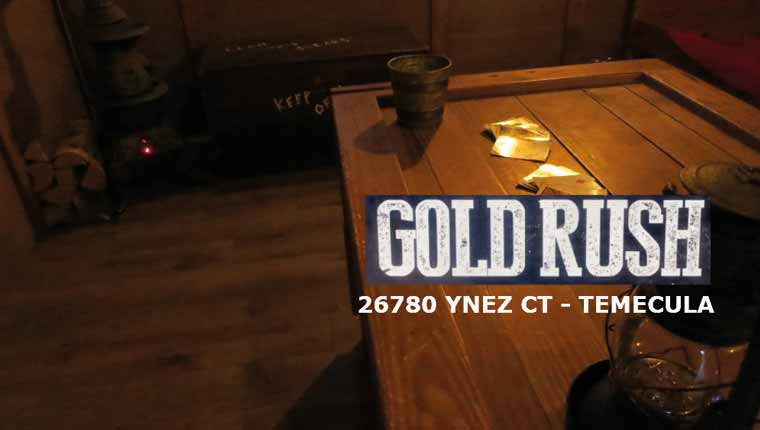 Mind Trap: Gold Rush (Play at Home)