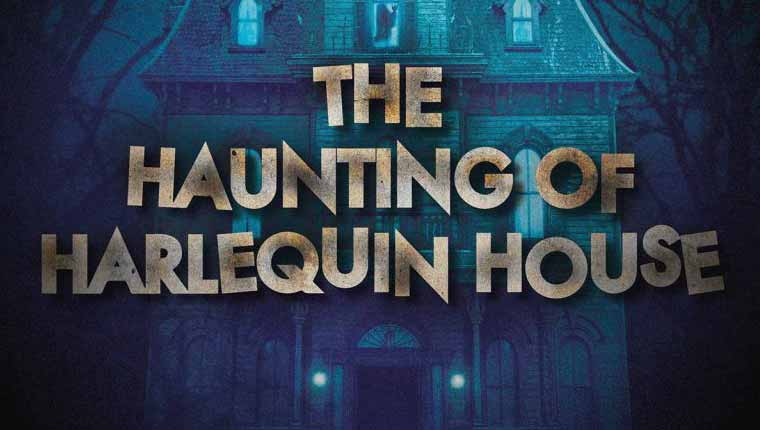 Clue Cracker: The Haunting of Harlequin House (Play at Home)