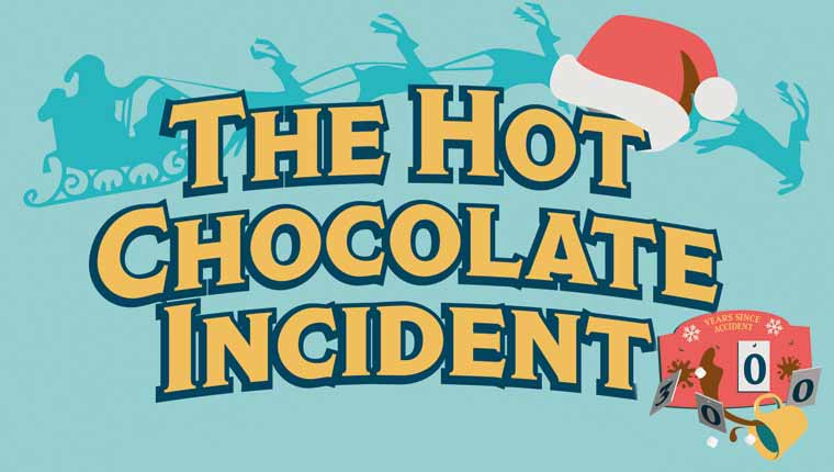 Improbable Escapes: The Hot Chocolate Incident (Play at Home)