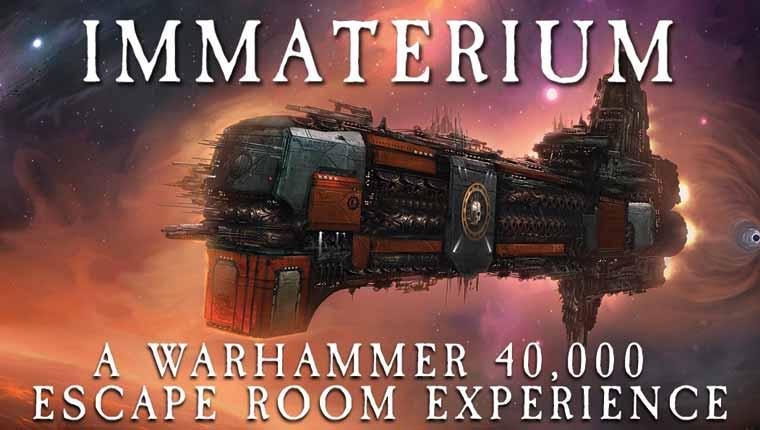 Escapologic: Immaterium (Nottingham)