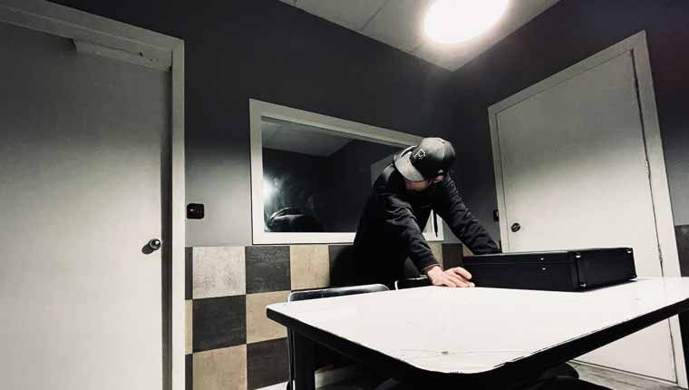 District 3: Interrogation Room (Play at Home)