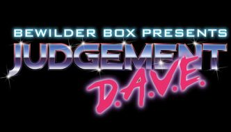 Bewilder Box: Judgement D.A.V.E escape room