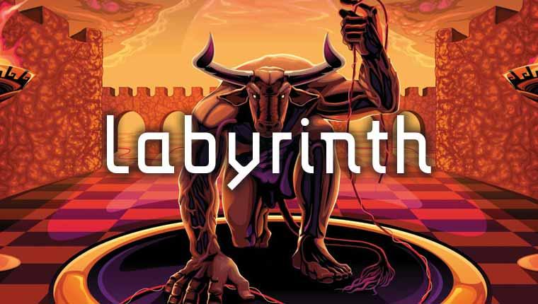 Adrenaline: Labyrinth (Wigan)