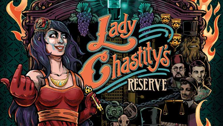 Handmade Mysteries: Lady Chastity's Reserve