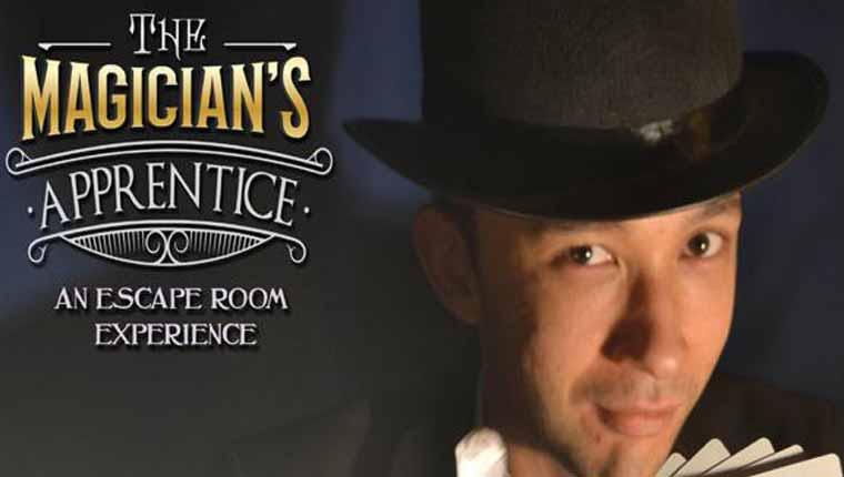 Thinking Outside the Box: Magician's Apprentice Escape Room (Peterborough)
