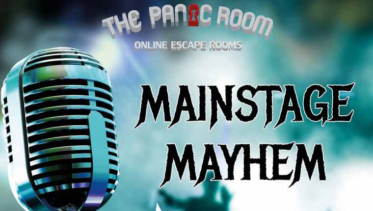 Panic Room: Mainstage Mayhem (Play at Home)