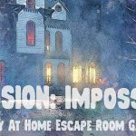 The Panic Room: Mansion Impossible (Play at Home)