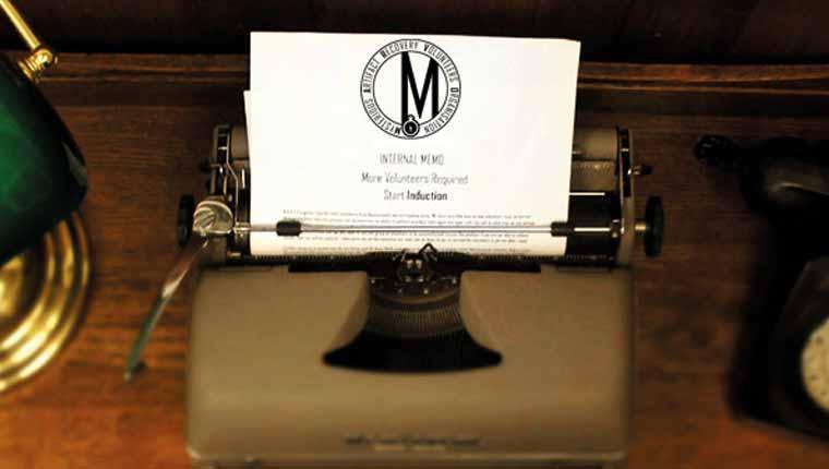 Marvo Mysteries: Marvo Induction (Bournemouth)
