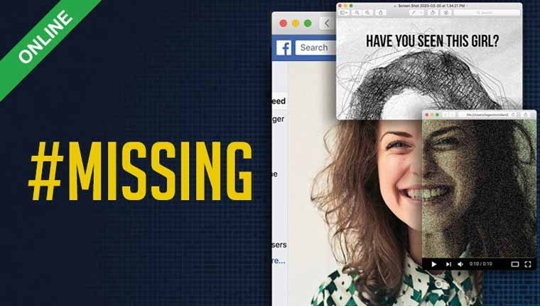 CodeBreakers: Missing (Play at Home)