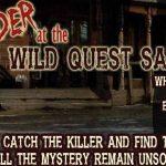Clever Dilemma: Murder at the Wild Wild Quest Saloon (Faversham)