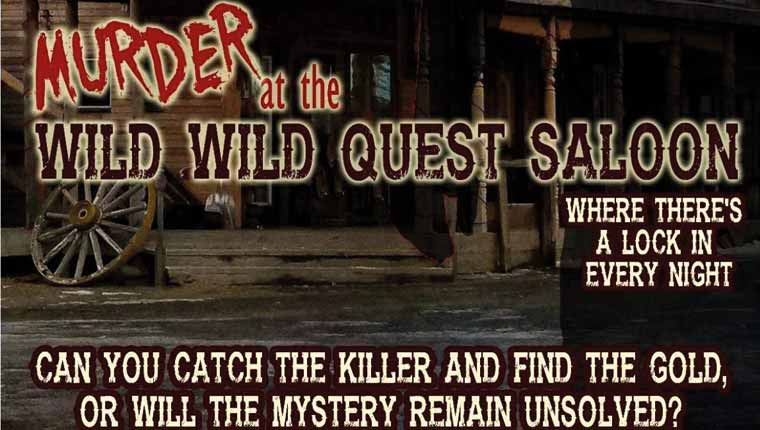 Clever Dilemma: Murder at the Wild Wild Quest Saloon (Faversham)
