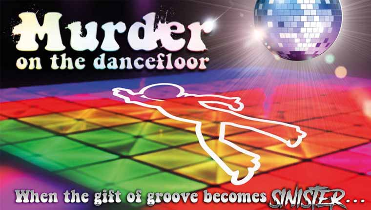 Pressure Point: Murder on the Dance Floor (Ashford)