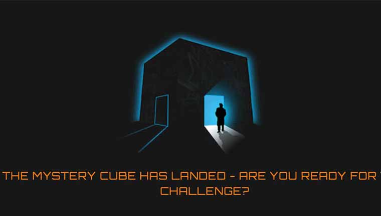 Mystery Cube (London)