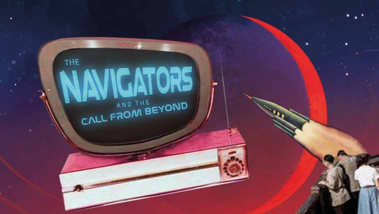 Hourglass Escapes: The Navigators and the Call from Beyond (Play at Home)