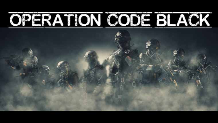 The Locked Room: Operation Code Black (Play at Home)