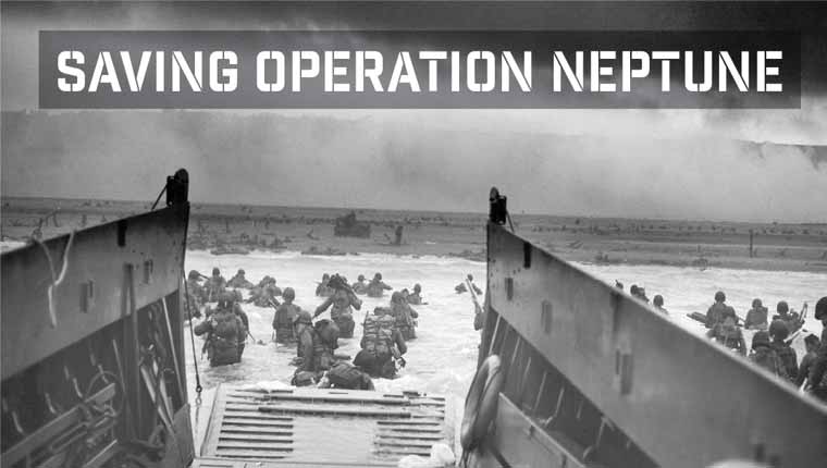 TimeQuest: Saving Operation Neptune (Paddock Wood)