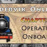 CoDecode: Oldervik Online - Chapter 2, Operative Onboard