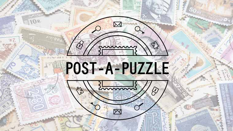 Post-a-Puzzle (Play at Home)