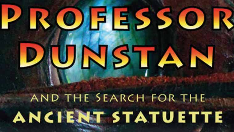 Co-decode: Professor Dunstan and the Search for the Ancient Statuette (Swindon)