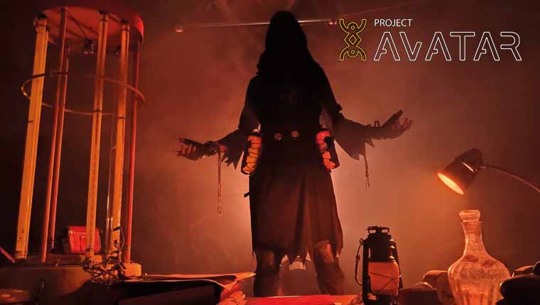 Legendary Quests: Project Avatar