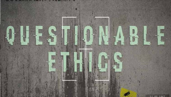 Hounds Escape: Questionable Ethics (Crawley)