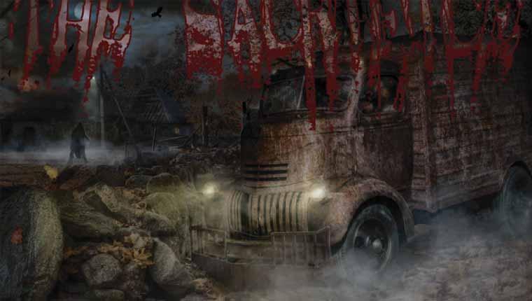 The Panic Room: The Sacrifice (Gravesend)