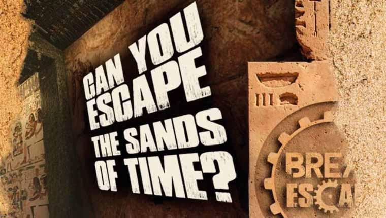 The Sands of Time, Break Escape (Loughborough)