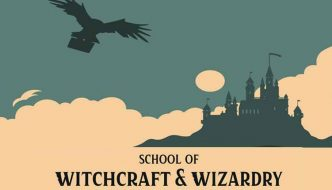 Mystery Mail: School of Witchcraft and Wizardry (Play at Home)